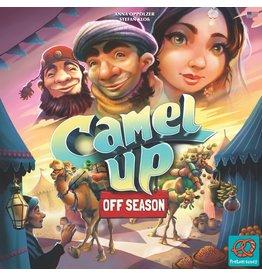 Pretzel Games CAMEL UP: OFF SEASON