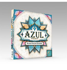Next Move Games AZUL: GLAZED PAVILLION (STREET DATE Q2 2021)