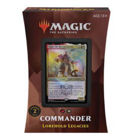 Wizards of the Coast MTG STRIXHAVEN COMMANDER: LOREHOLD LEGACIES (STREET DATE APRIL 23)