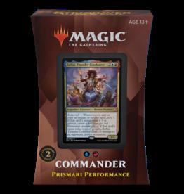 Wizards of the Coast MTG STRIXHAVEN COMMANDER: PRISMARI PERFORMANCE (STREET DATE APRIL 23)
