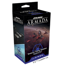 Fantasy Flight STAR WARS ARMADA: SEPARATIST FIGHTER SQUADRONS EXPANSIONS PACK