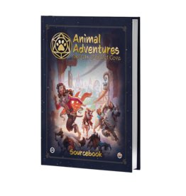 Steamforged Games ANIMAL ADVENTURES: THE SECRETS OF GULLET COVE (SOURCEBOOK)