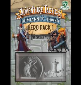 Letiman Games ADVENTURE TACTICS DOMIANNES TOWER HERO PACK