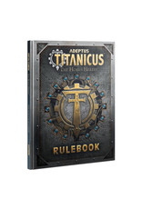 Games Workshop ADEPTUS TITANICUS RULEBOOK (ENG)