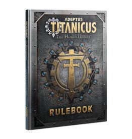 Games Workshop ADEPTUS TITANICUS RULEBOOK (ENG)