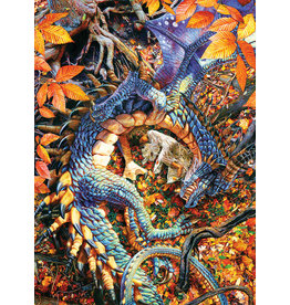 Cobble Hill 1000PC PUZZLE - ABBY'S DRAGON