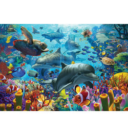 Cobble Hill 2000PC PUZZLE - CORAL SEA
