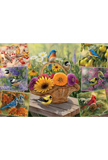 Cobble Hill 2000PC PUZZLE - ROSEMARY'S BIRDS