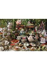 Cobble Hill 2000PC PUZZLE - MAD HATTER'S TEA PARTY
