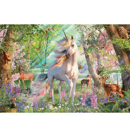 Cobble Hill 2000PC PUZZLE - UNICORN AND FRIENDS
