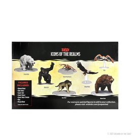 Wizkids D&D MINIS: ICONS OF THE REALMS: WILD SHAPE & POLYMORPH SET 2