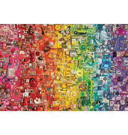 Cobble Hill 2000PC PUZZLE - RAINBOW
