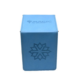 Ultra Pro DECK BOX - ALCOVE FLIP BOX - SNOW 100+