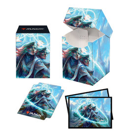 Ultra Pro DECK BOX: MAGIC THE GATHERING: PRO COMBO COMMANDER 2021 QUANDRIX 100CT