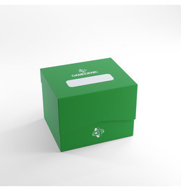 Gamegenic DECK BOX - SIDE HOLDER XL 100+ GREEN