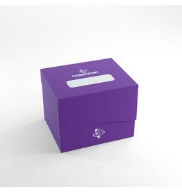 Gamegenic DECK BOX - SIDE HOLDER XL 100+ PURPLE
