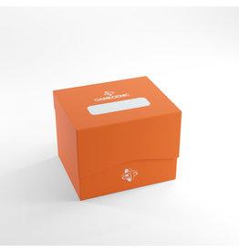 Gamegenic DECK BOX - SIDE HOLDER XL 100+ ORANGE