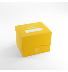 Gamegenic DECK BOX - SIDE HOLDER XL 100+ YELLOW