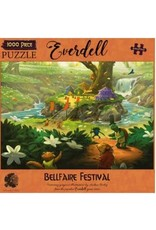 1000PC EVERDELL PUZZLE - BELLFAIRE FESTIVAL