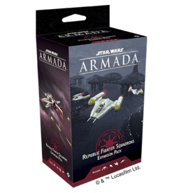 Fantasy Flight STAR WARS ARMADA: REPUBLIC FIGHTER SQUADRONS EXPANSION PACK