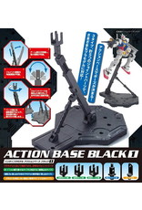 BANDAI ACTION BASE 1/100 BLACK