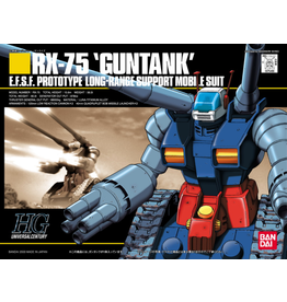 BANDAI HGUC 1/144 #07 RX-75 GUNTANK