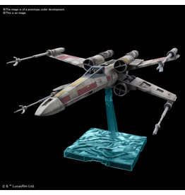 BANDAI 1/72 X-WING STARFIGHTER RED5 (STAR WARS:THE RISE OF SKYWALKER)