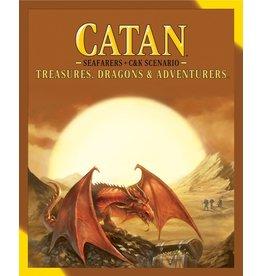 Catan CATAN: TREASURES, DRAGONS & ADVENTURERS