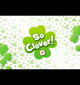 Repos SO CLOVER (STREET DATE Q2 2021)
