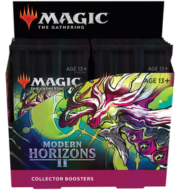 Wizards of the Coast MODERN HORIZONS 2 COLLECTORS BOOSTER BOX