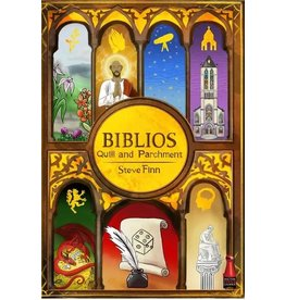 Dr. Finn's Games BIBLIOS: QUILL AND PARCHMENT