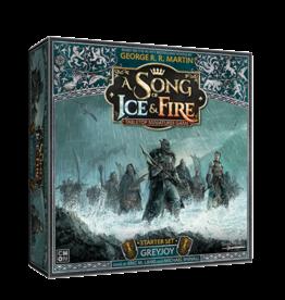 CMON A SONG OF ICE & FIRE: GREYJOY STARTER