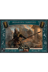 CMON A SONG OF ICE & FIRE: GREYJOY IRONBORN TRAPPERS