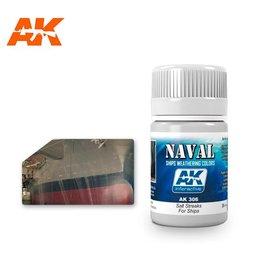 AK Interactive AK INTERACTIVE SALT STREAKS FOR SHIPS
