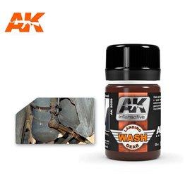 AK Interactive AK INTERACTIVE WASH FOR LANDING GEAR