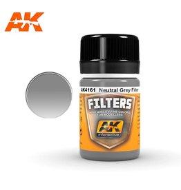 AK Interactive AK INTERACTIVE NEUTRAL GREY FILTER