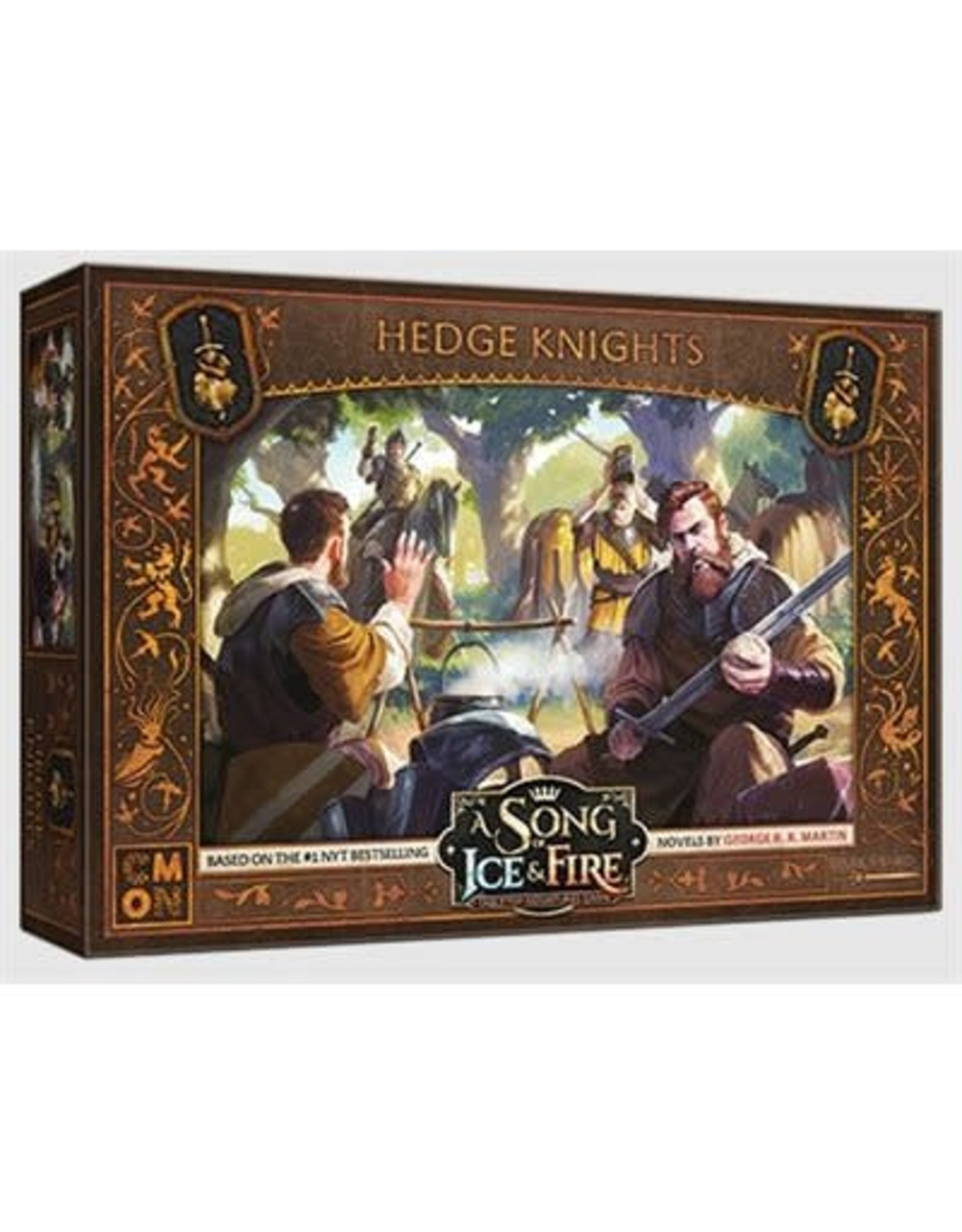 CMON A SONG OF ICE & FIRE: HEDGE KNIGHTS (STREET DATE TBD)