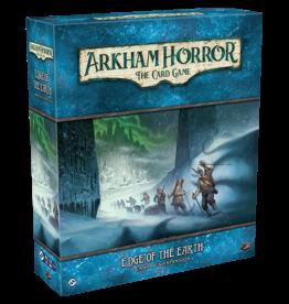 Fantasy Flight ARKHAM HORROR LCG: EDGE OF THE EARTH CAMPAIGN (STREET DATE NOV 12 2021)