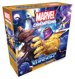 Fantasy Flight MARVEL CHAMPIONS LCG: THE MAD TITAN'S SHADOW (STREET DATE AUG 27 2021)
