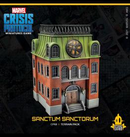 ATOMIC MASS GAMES MARVEL CRISIS PROTOCOL: SANCTUM SANCTORUM TERRAIN EXPANSION