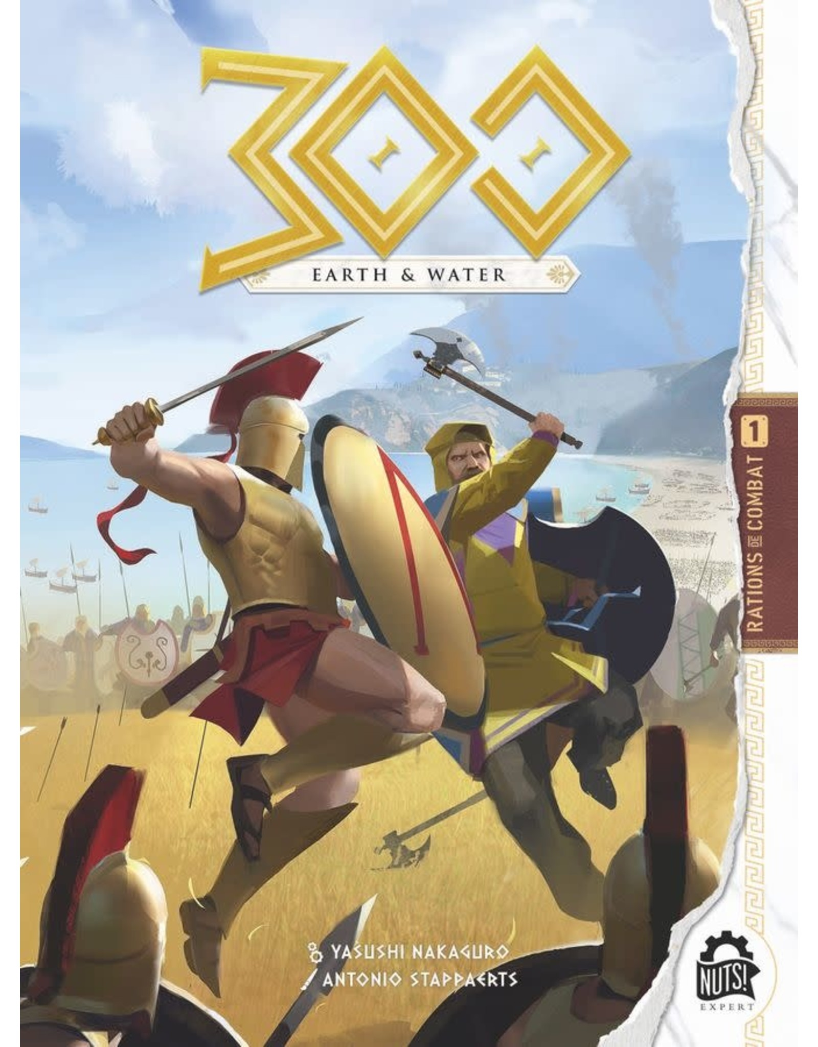 Ares Games 300: EARTH & WATER