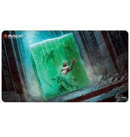 Ultra Pro PLAYMAT: MAGIC THE GATHERING - ADVENTURES IN FORGOTTEN REALMS - V4 GELATINOUS CUBE
