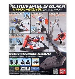 BANDAI ACTION BASE 1/144 BLACK
