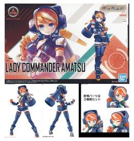 BANDAI LADY COMMANDER AMATSU