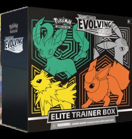 The Pokemon Company International POKEMON SWSH7 EVOLVING SKIES ELITE TRAINER