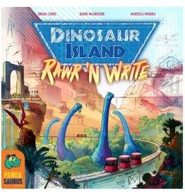 Pandasaurus Games DINOSAUR ISLAND: RAWR N' WRITE (STREET DATE SEPT 22)