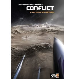 Sierra Madre Games HIGH FRONTIER: MODULE 3: CONFLICT