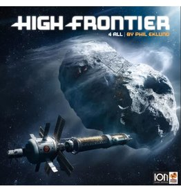 Sierra Madre Games HIGH FRONTIER 4 ALL