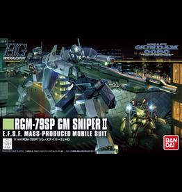 BANDAI HGUC 1/144 #146 GM Sniper II