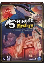 Spin Master 5 MINUTE MYSTERY